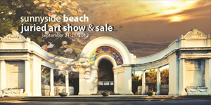 2012 09 Sunnyside art show